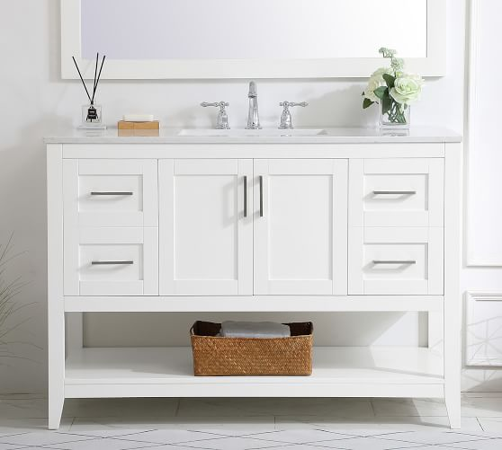 Belleair 48 Single Sink Vanity, 48 Single Sink Bathroom Vanity