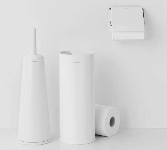 Brabantia Renew Toilet Accessories Set, Brabantia Bathroom Accessories
