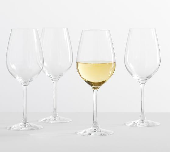 Vino White Wine Glasses - Set of 4