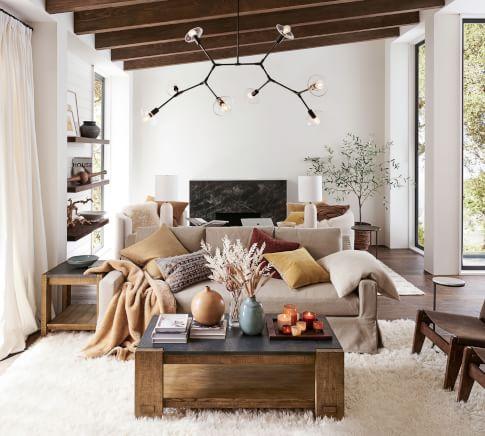 Living Room Ideas Furniture Decor, Pottery Barn Living Rooms