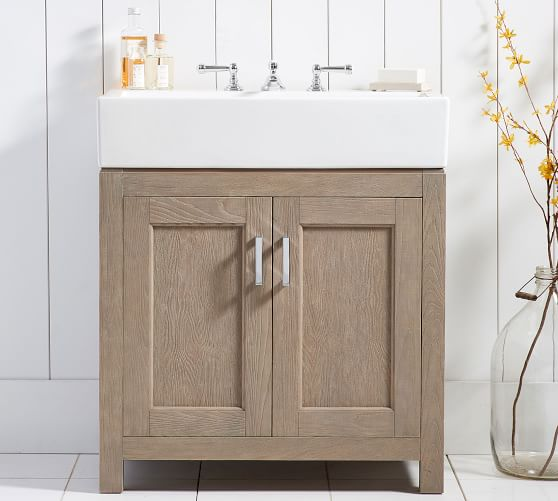 Modern Farmhouse 31 5 Single Sink, Farmhouse Bathroom Vanity Cabinets