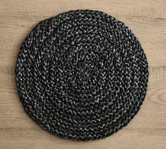 Braided Handwoven Charger Plate