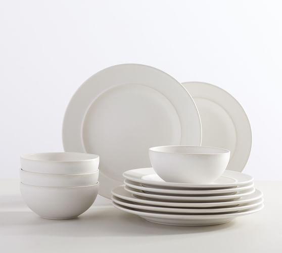 Astoria Stoneware 12-Piece Dinnerware Set