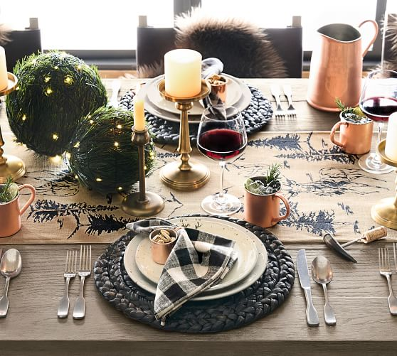 Get the Look: The Rustic Chic Table