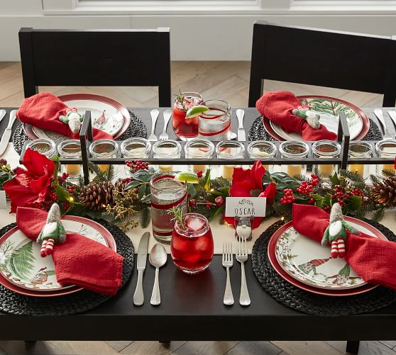 Get the Look: A Merry Setting Table