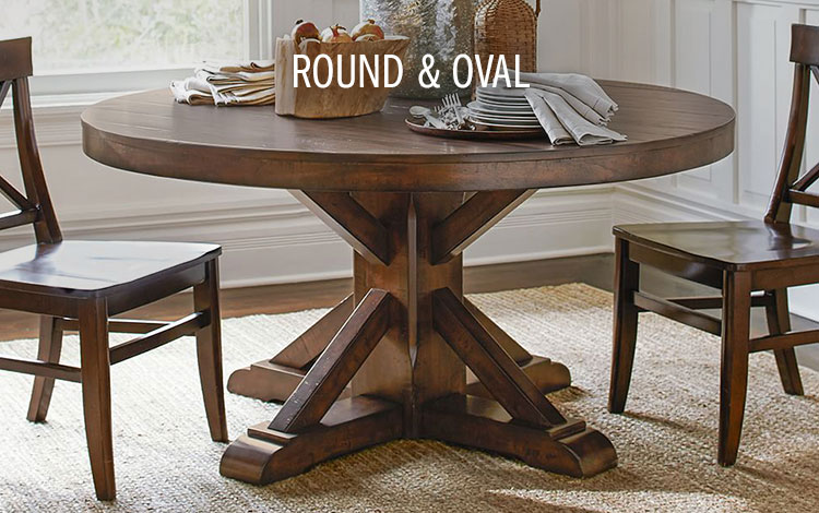 Buy Dining Tables Shape Guide Pottery Barn
