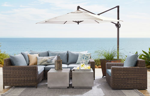 Outdoor Patio Furniture Collections Pottery Barn