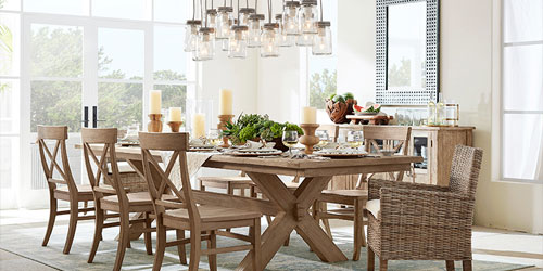 Dining Room Design Ideas Inspiration Pottery Barn
