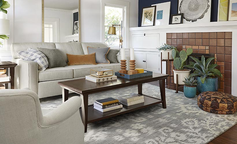 What to Consider When Buying Your Living Room Furniture  Pottery Barn
