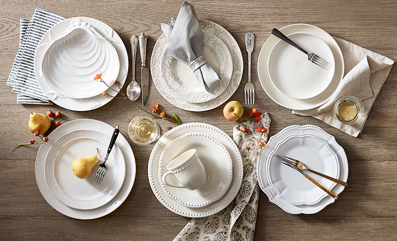 The Ultimate Guide to Choosing Dinnerware | Pottery Barn