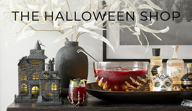 Halloween 2020 Pottery Barn Halloween Home Decor & Halloween Decorations | Pottery Barn