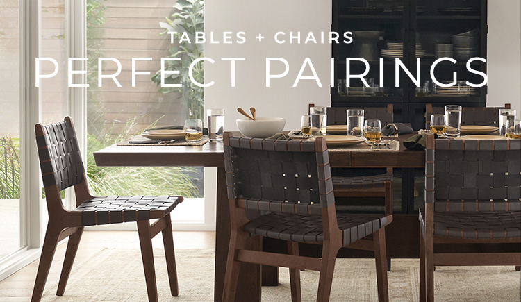 Dining Table Sets Pottery Barn