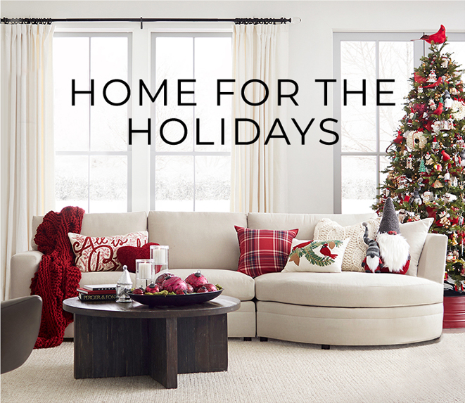 Holiday Decorations Christmas Decorations Pottery Barn