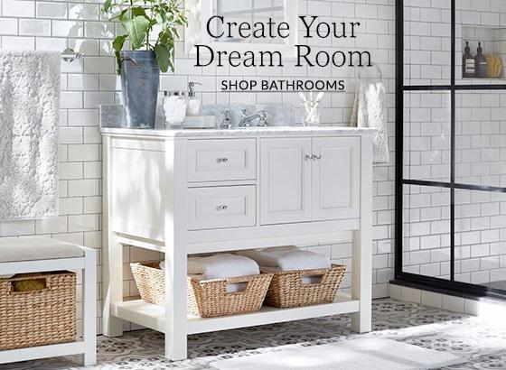 Bathroom Design Ideas Inspiration Pottery Barn