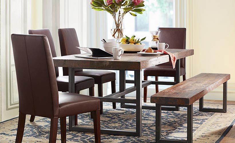 How To Reupholster A Dining Chair, Reupholstering Dining Room Chairs