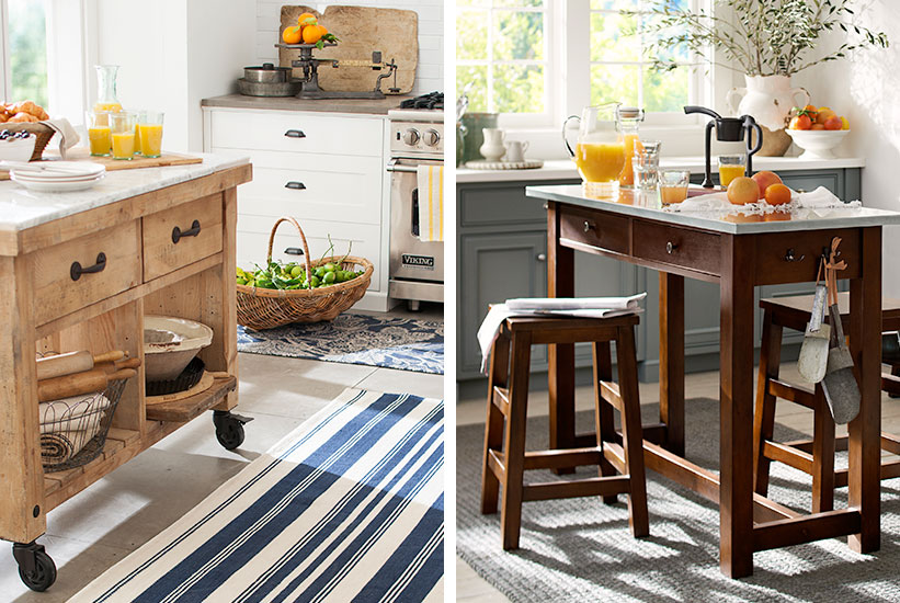 How To Choose The Right Rug For Your Kitchen Pottery Barn