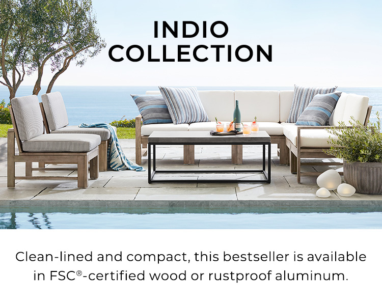 Outdoor Furniture Covers Indio Pottery Barn