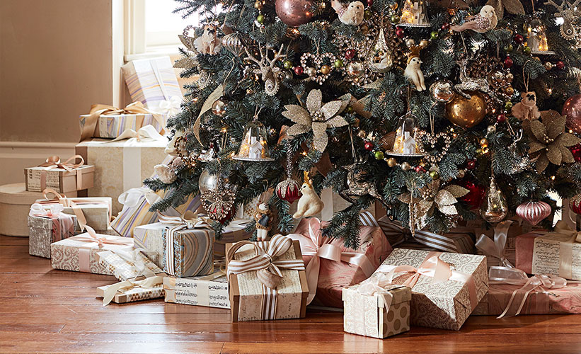 3 Creative Gift Wrapping Ideas Pottery Barn