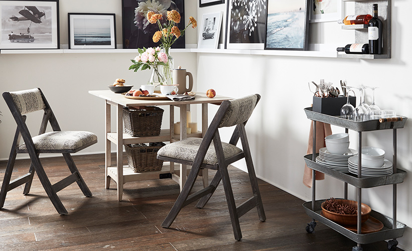 No Dining Room How To Work With A, Homes Without Dining Room