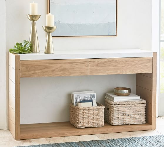 51 Quot 60 Quot Console Tables Pottery Barn