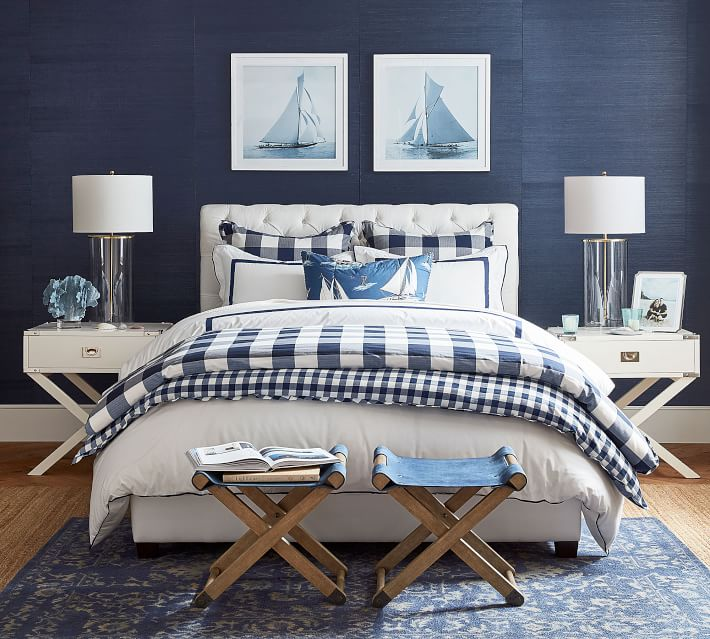 Blue Sails Print Pottery Barn