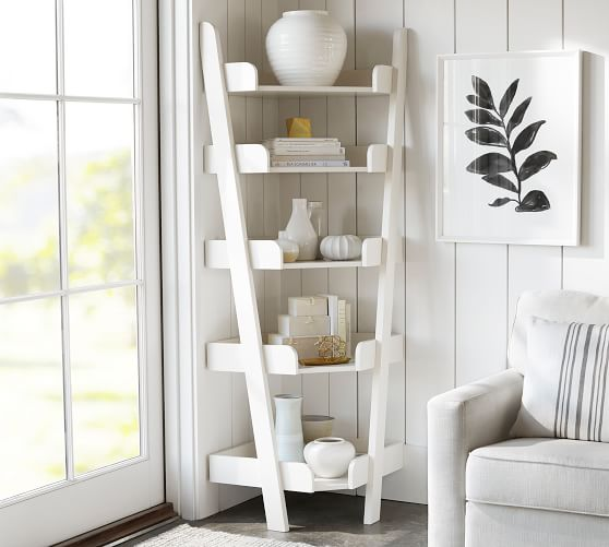 Studio Corner Shelf Pottery Barn