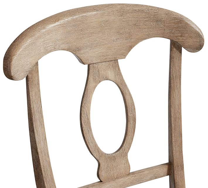 Napoleon 174 Dining Chair Pottery Barn