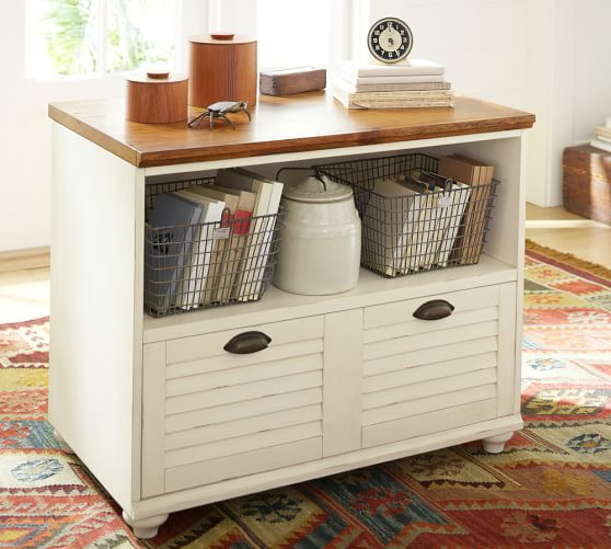 Whitney Lateral Filing Cabinet