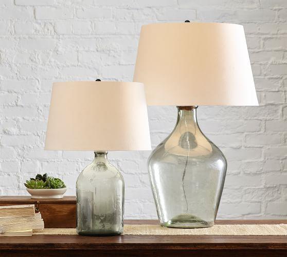 Clift Gl Table Lamp Base Pottery Barn