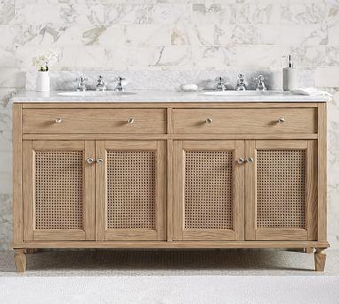Sausalito 60 Double Sink Bath Vanity