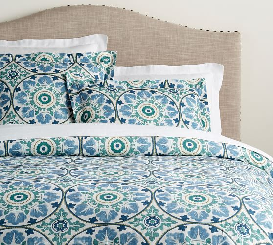 Twin Cotton Bedding Pottery Barn