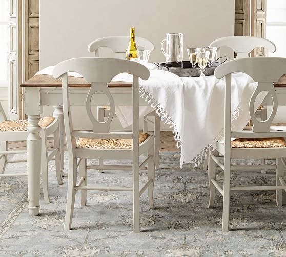 Faye Dining Table Pottery Barn