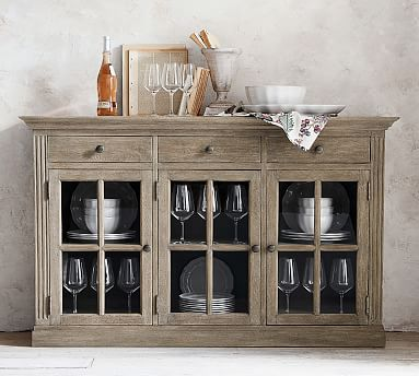 Livingston 68 5 Quot Media Console Pottery Barn