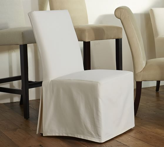Pb Comfort Square Dining Chair Cover