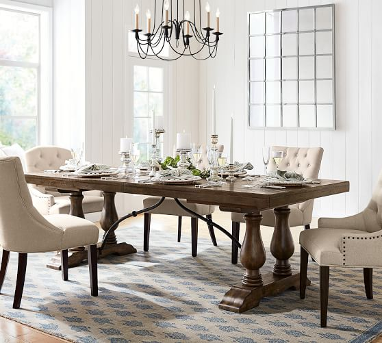Extending Dining Table Hayes Chair