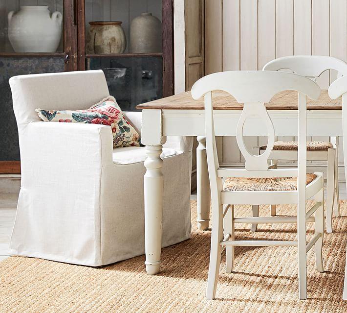 Pb Clic Long Dining Chair Cover
