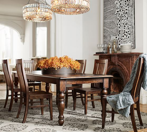 Trieste Dining Chair Pottery Barn