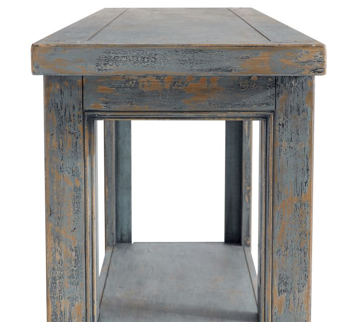 Molucca Console Table Pottery Barn