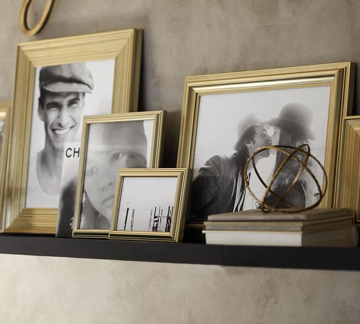 Eliza Gallery Picture Frames In A Box Pottery Barn