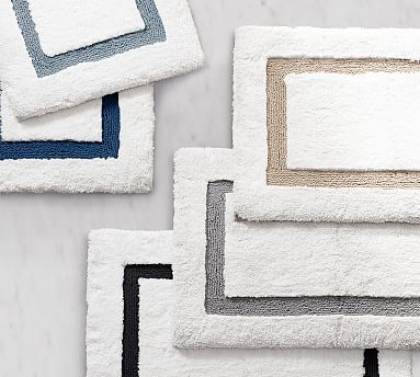 memory foam bath mat large size