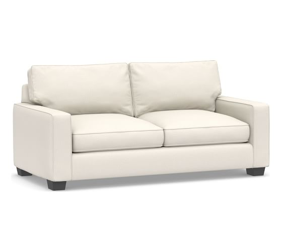 Pb Comfort Square Arm Upholstered