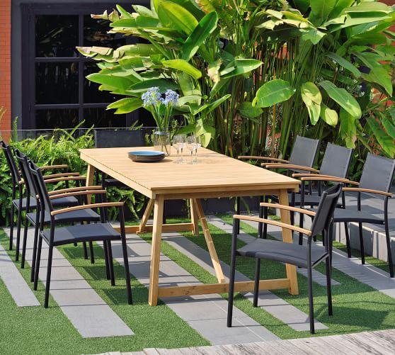 Anza 9 Piece Rectangular Dining Table