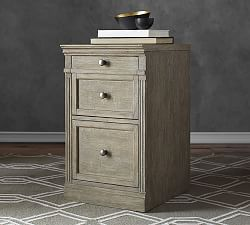 Filing Cabinets  Wood, Metal & Lateral File Cabinets  Pottery Barn