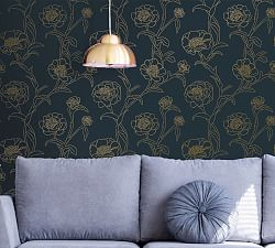 Peel And Stick Wallpaper Pottery Barn