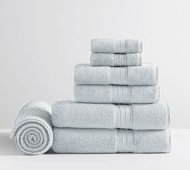 Hydrocotton Organic Towel Bundle With Bath Mat Set Of 7