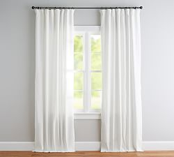 Blackout All Curtains Pottery Barn