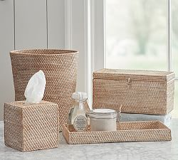 Toilet Paper Basket Pottery Barn
