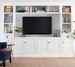 Tv Consoles Media Cabinets Entertainment Centers Pottery Barn