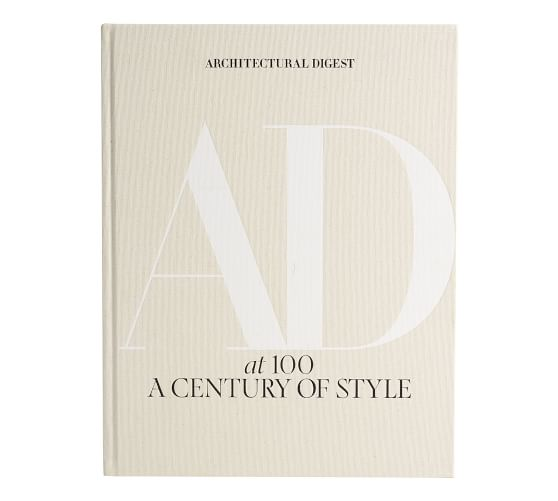 Architectural Digest: A Century of Style Coffee Table Book