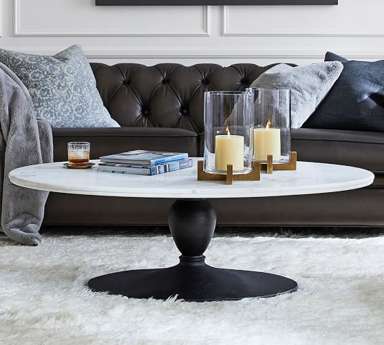 Marble Coffee Tables Pottery Barn